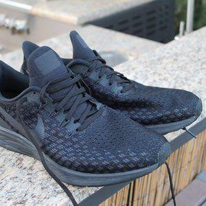 Nike Pegasus 35 Black On Black Mens Size 10
